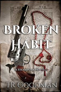 Broken Habit Steampunk Novella Book Cover